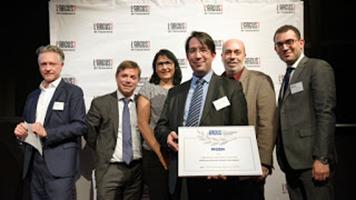 Argus de l'Assurance Digitale 2017 : la MGEN remporte le prix de la meilleure gestion de la relation client digitale !