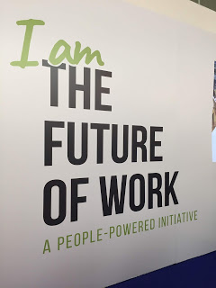 OECD Forum et Intelligence Artificielle : I am the future of work ?